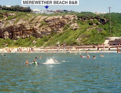 Merewether Beach B And B - Accommodation Tasmania