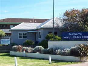 Koonwarra Family Holiday Park - Accommodation Tasmania
