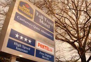 Best Western Tall Trees Motel - Accommodation Tasmania