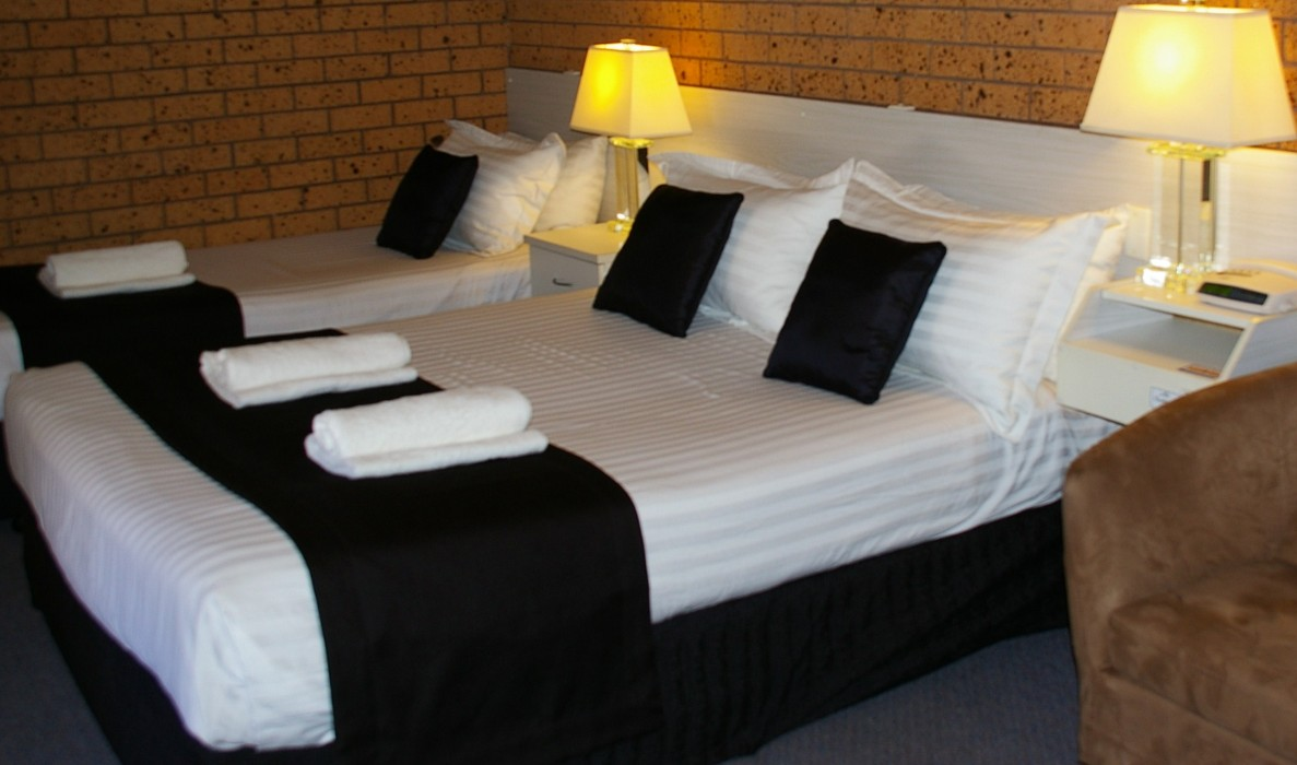 Golden Harvest Motor Inn - Accommodation Tasmania