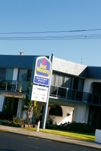 Best Western Banjo Paterson Motor Inn - Accommodation Tasmania