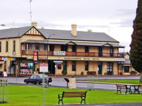 Naracoorte Hotel/Motel - Accommodation Tasmania