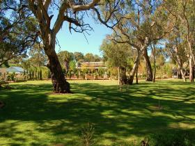 Jacobs Creek Retreat at Moorooroo Park - Accommodation Tasmania