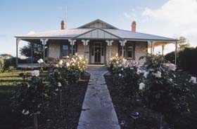 Stranraer Homestead - Accommodation Tasmania