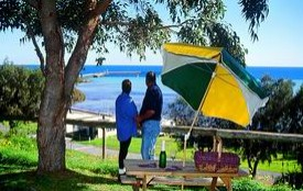 Moonta Bay Caravan Park Cabins - Accommodation Tasmania