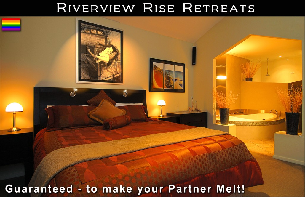 Riverview Rise Retreats - Accommodation Tasmania