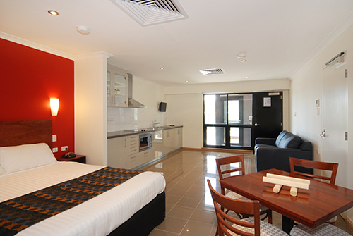 Tanunda Hotel Apartments - Accommodation Tasmania