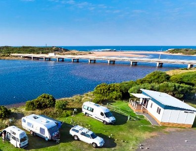 Peterborough Caravan Park - Accommodation Tasmania