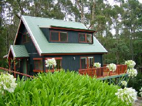 Tree Tops Cascades - Accommodation Tasmania