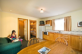 Leisureville Caravan Park - Accommodation Tasmania
