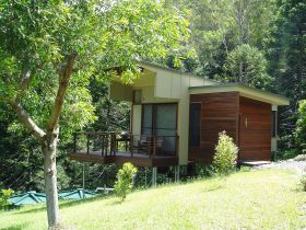 Montville Ocean View Cottages - Accommodation Tasmania