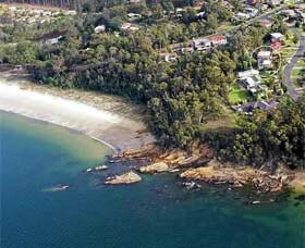 Gibsons by the Beach - Accommodation Tasmania