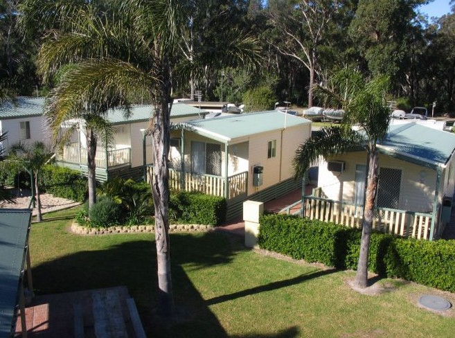 Jervis Bay Caravan Park - Accommodation Tasmania