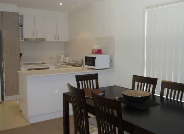 Braddon Element Apartment - Accommodation Tasmania