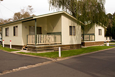 Pleasurelea Tourist Resort and Caravan Park - Accommodation Tasmania
