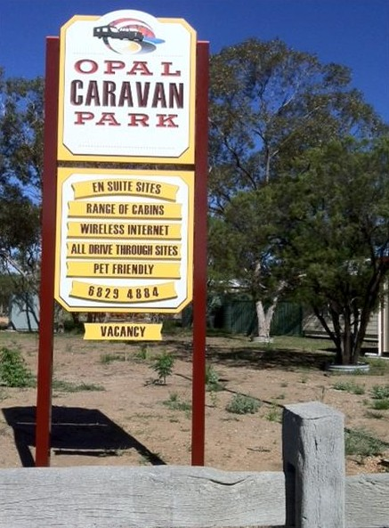 Opal Caravan Park - Accommodation Tasmania