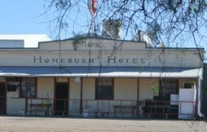 The Homebush - Accommodation Tasmania