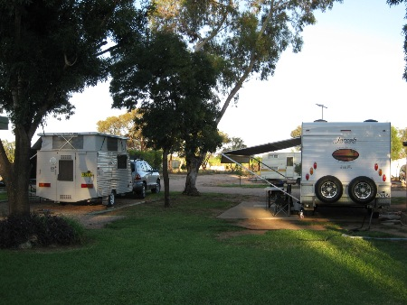 Trentham Cliffs Caravan Village - Accommodation Tasmania