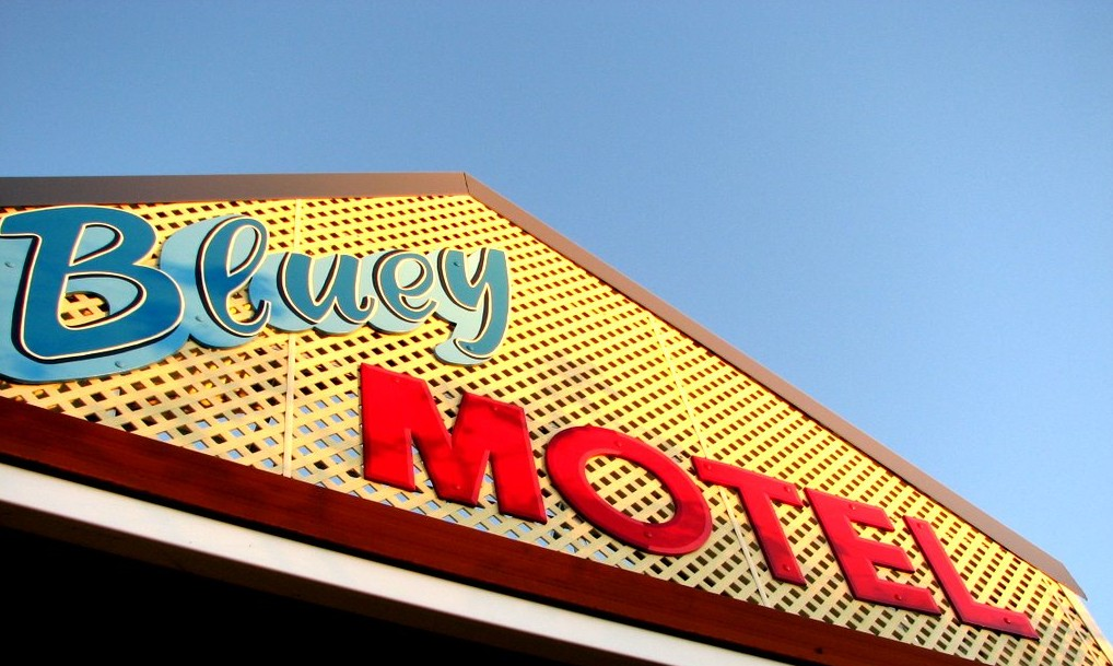 Bluey Motel - Accommodation Tasmania