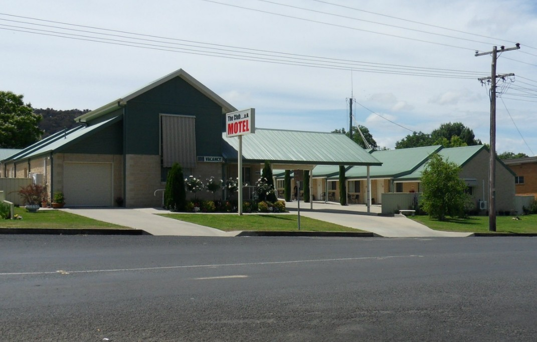 Club Motel Tumbarumba - Accommodation Tasmania