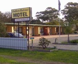Golfers Retreat Motel - Accommodation Tasmania