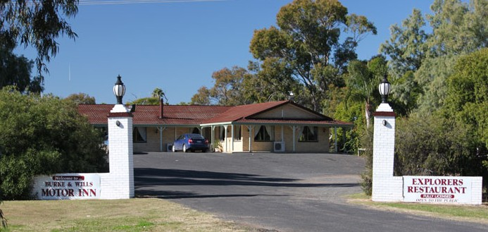 Burke and Wills Motor Inn - Moree - Accommodation Tasmania