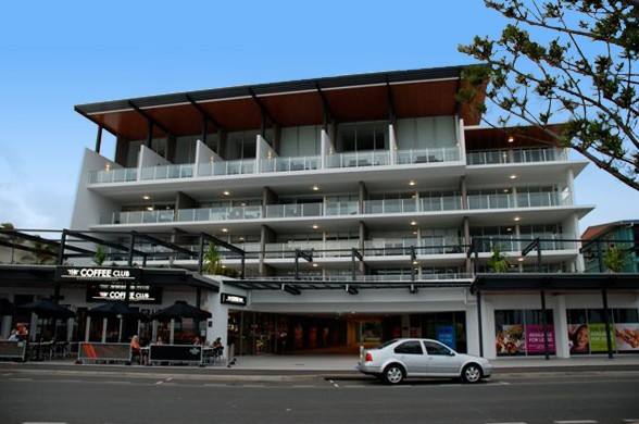 Echelon Apartments Yeppoon - Accommodation Tasmania