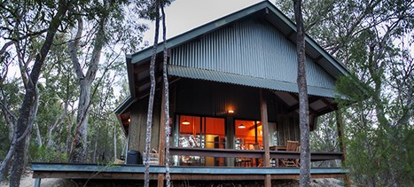 Girraween Environmental Lodge - Accommodation Tasmania
