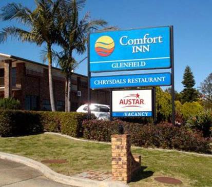 Comfort Inn Glenfield - Accommodation Tasmania