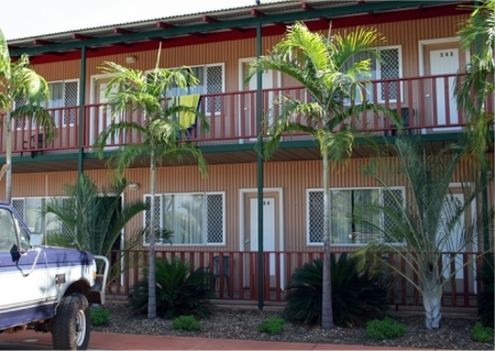 Broome Motel