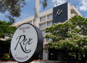 Canberra Rex Hotel - Accommodation Tasmania