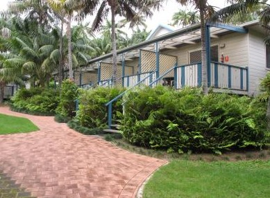 Somerset Apartments Lord Howe Island - Accommodation Tasmania