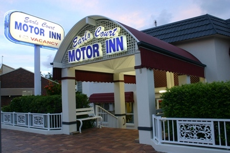 Earls Court Motor Inn - Accommodation Tasmania