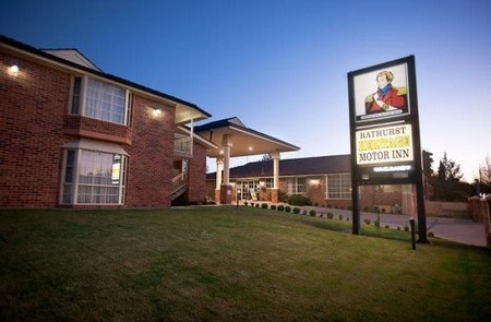 Bathurst Heritage Motor Inn - Accommodation Tasmania