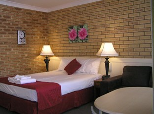 Blue Violet Motor Inn - Accommodation Tasmania