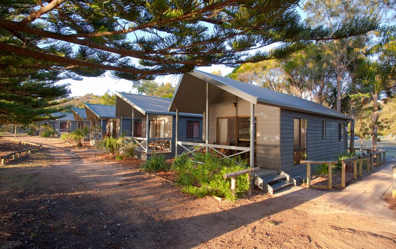 Murramarang Ecotourism Resort Eco Point - Accommodation Tasmania