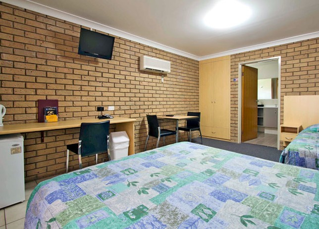 Sunray Motor Inn Toowoomba - Accommodation Tasmania