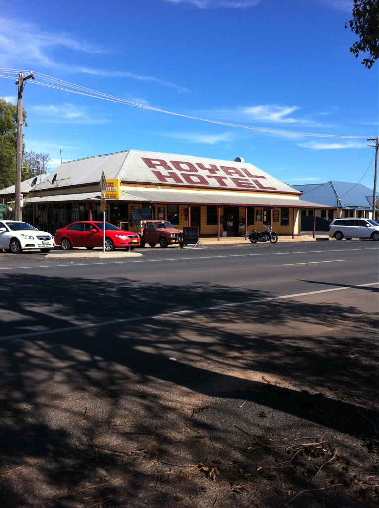 Royal Hotel Narromine - Accommodation Tasmania