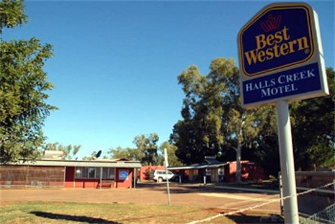 Halls Creek Motel