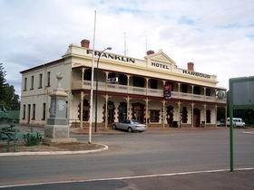 Franklin Harbour Hotel - Accommodation Tasmania