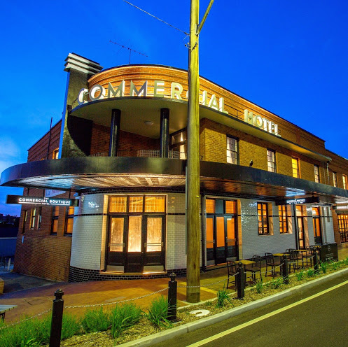 Commercial Boutique Hotel  - Accommodation Tasmania