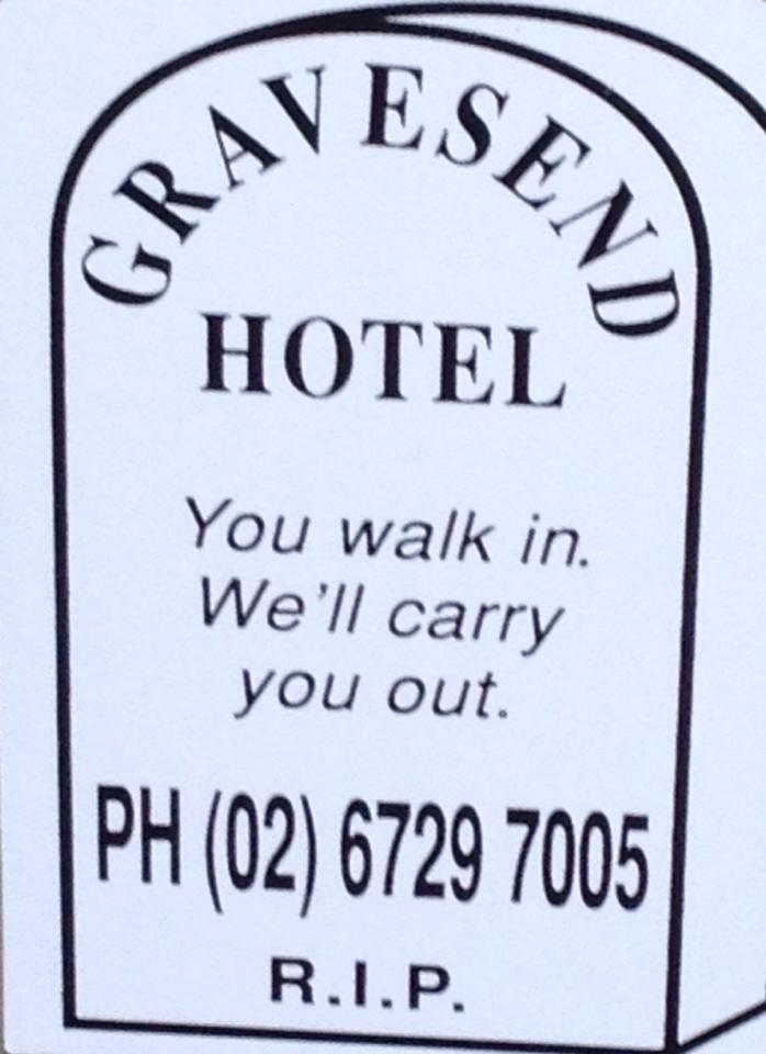 Gravesend Hotel - Accommodation Tasmania