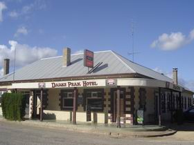 The Darke Peak Hotel - Accommodation Tasmania