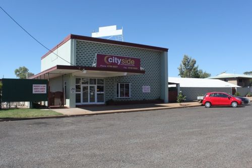 Cityside Accommodation | Mt Isa