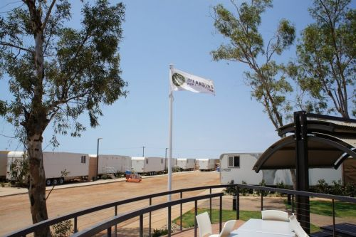 The Landing Port Hedland