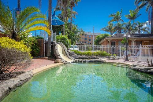 Sapphire Palms Motel - Accommodation Tasmania