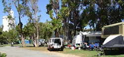 Elliston Caravan Park - Accommodation Tasmania