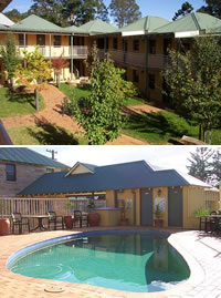 Pioneer Motel Kangaroo Valley - Accommodation Tasmania