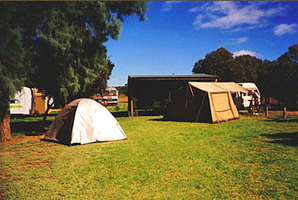 Princes Hwy Caravan Park - Accommodation Tasmania