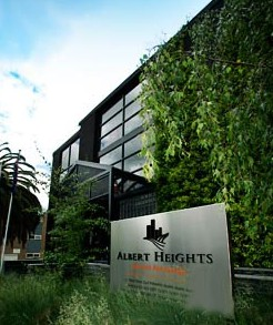 Albert Heights Serviced Apartments - Accommodation Tasmania